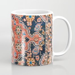 Djosan Poshti West Persian Rug Print Coffee Mug