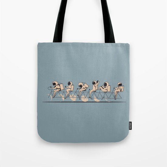 The Great Lunar Cycle Tote Bag