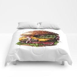 Cheeseburger Comforters