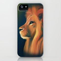 Lion Slim Case iPhone (5, 5s)