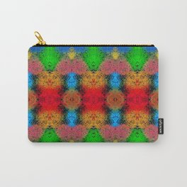Colorful Goa Painting Carry-All Pouch