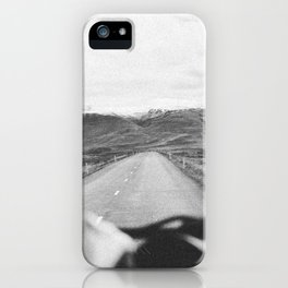 ON THE ROAD XVII iPhone Case