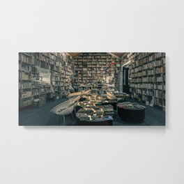 Books Everywhere Metal Print