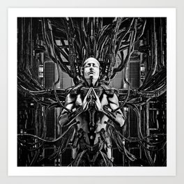 Soul of the Machine Art Print