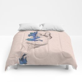Water Nymph Comforters