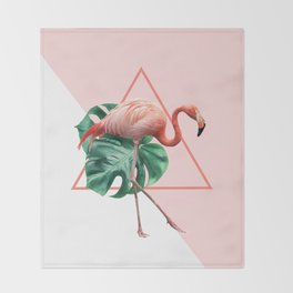 Bermuda Throw Blanket