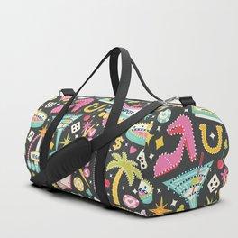 Viva Las Vegas Duffle Bag