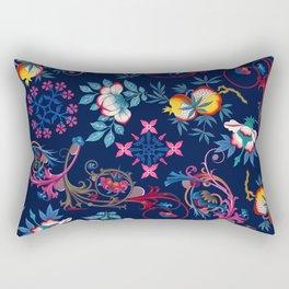 Victorian Midnight Rectangular Pillow