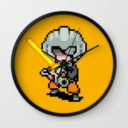 The Masked Man - Mother 3 Wall Clock