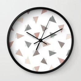 Confetti Shy Wall Clock