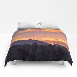 Flat Top Sunrise Comforters