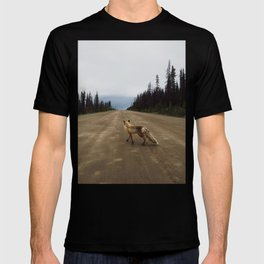 Road Fox T-shirt