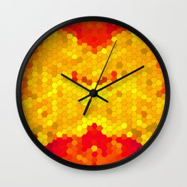 Monster munch Wall Clock
