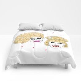 UNHhhh - Trixie and Katya Comforters