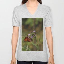 Flutter Unisex V-Neck