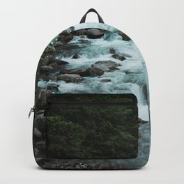 Pacific Northwest River II - Nature Photography Backpack