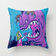 BFFs? Throw Pillow