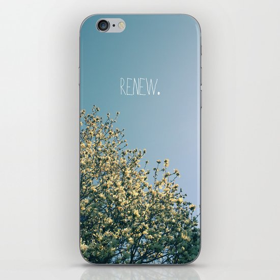 Renew iPhone & iPod Skin