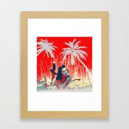 This Summer II Framed Art Print