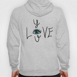 Eye Love You Hoody