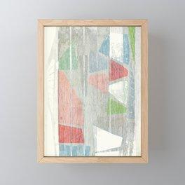 Titan - Cryo Framed Mini Art Print
