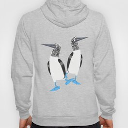 Blue-footed booby Hoody