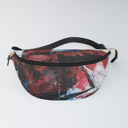 By The Horns Fanny Pack