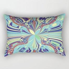 Vintage Style Rectangular Pillow