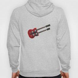 Double Neck Guitar Hoody