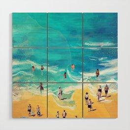 Beach Life Wood Wall Art