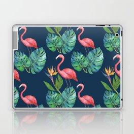 Tropical Flamingos  Laptop & iPad Skin