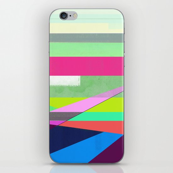 Color Field iPhone & iPod Skin