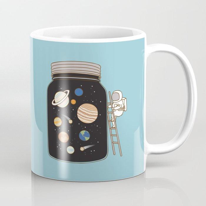 confined space Coffee Mug