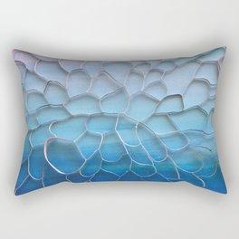 Periwinkle Dreams Rectangular Pillow