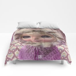 ERREGIRO CUSTOM BLYTHE DOLL MEGAN Comforters
