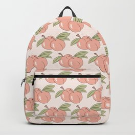 Two Delicious Peaches Backpack