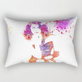 Ava Gardner Rectangular Pillow