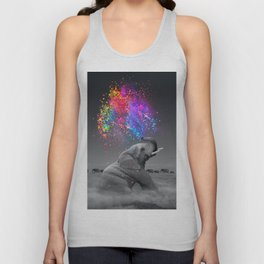 True Colors Within Unisex Tank Top