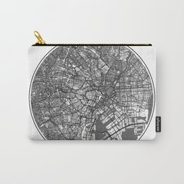 Tokyo Map Universe Carry-All Pouch