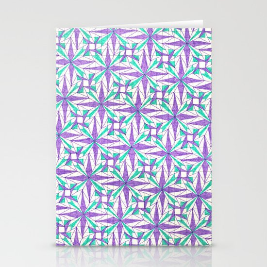 Easter Ribbons  Stationery Cards