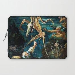 The horror! Laptop Sleeve