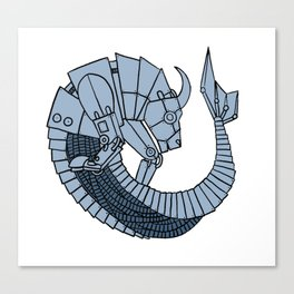 Capricorn 2 Canvas Print