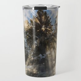 An Explosion of Sunlight Left Me Awestruck! Travel Mug