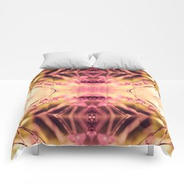 PINK SPANGLES no9-R2 Comforters