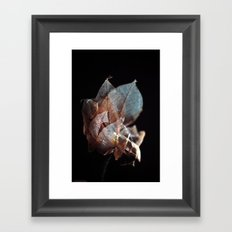 {artificial beauty} Framed Art Print