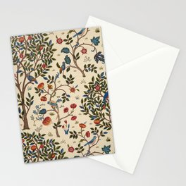 "William Morris ""Kelmscott Tree"" 1. Stationery Cards"