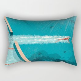 Comfort Zone Rectangular Pillow
