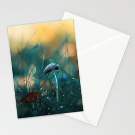 Fire in the Water Stationery Cards