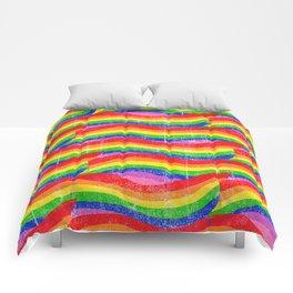 Unicorn Bacon Fat Comforters