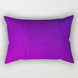 Purple Hues Reptilian Obscurity Rectangular Pillow